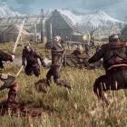 The Witcher 3 Gamescom Screenshot Geralt Combat
