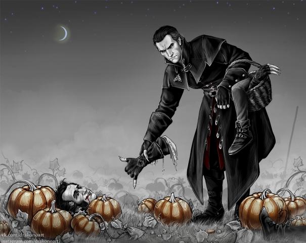 Осень - это время собирать урожай с грядок.