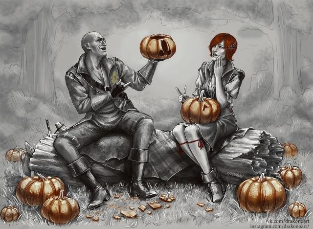 Осень - это время вдохновения