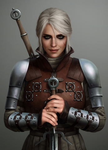 Ciri in Ursine