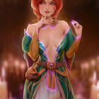 Triss Magic