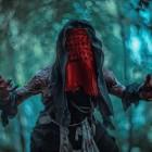 Косплей Лесной Ведьмы