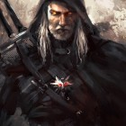 Geralt of Rivia / Геральт из Ривии