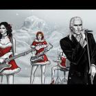 Shani, Triss, Yennefer, Keira Metz, Geralt and Ves