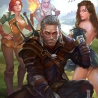 Shut up and let's play Gwent!!!!!