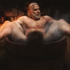 Геральт в бане