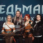 """ИгроМир"" - The Witcher cosplay."