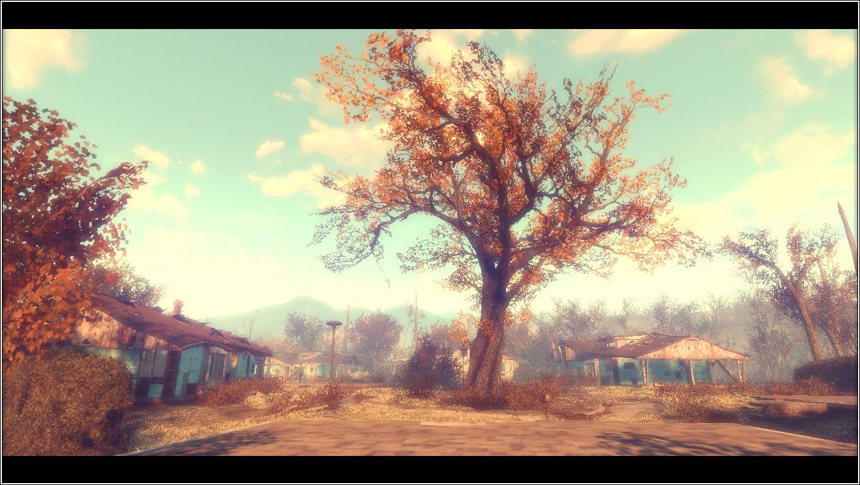Осенний Фоллаут
