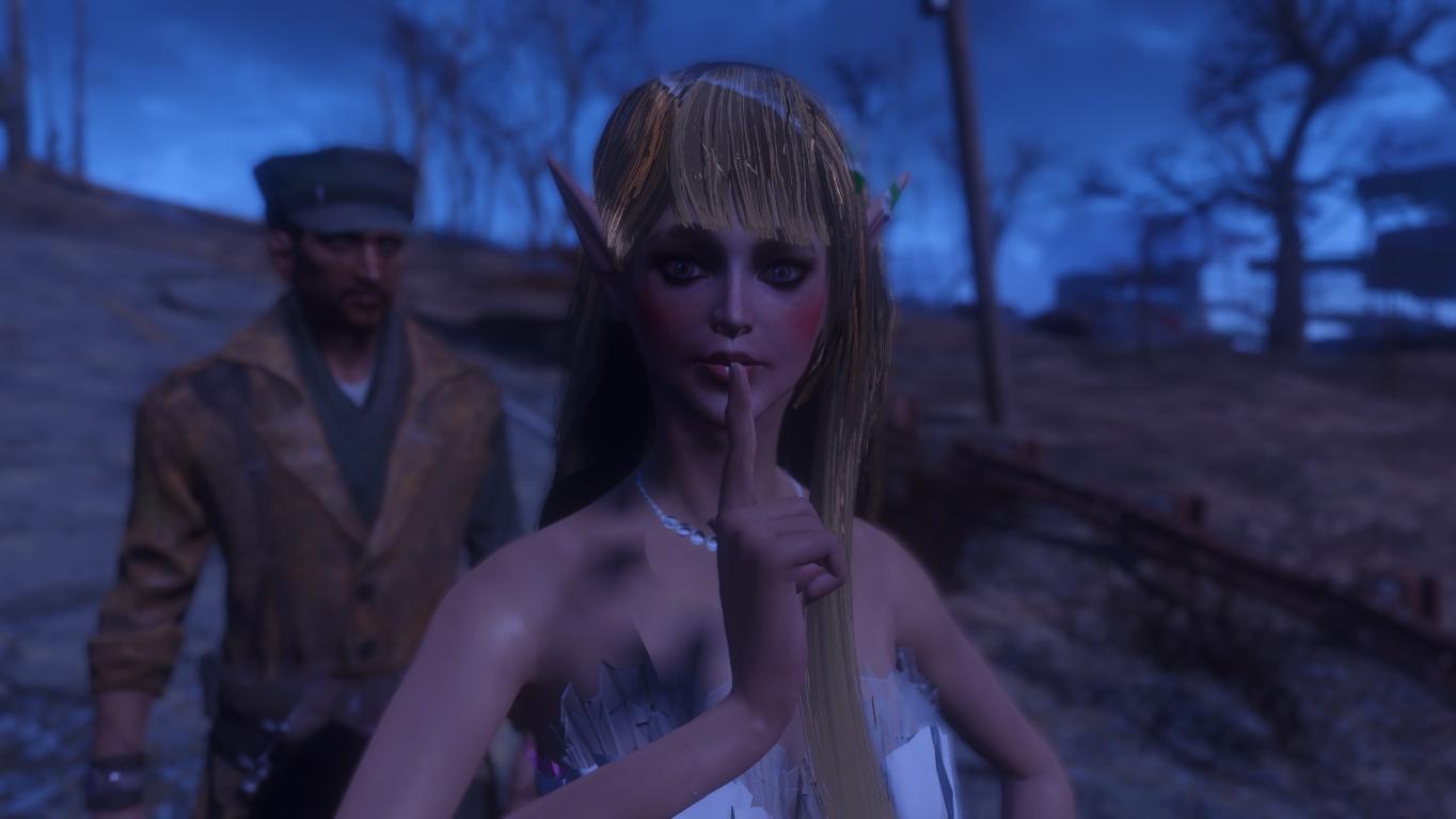 Pretty Elf