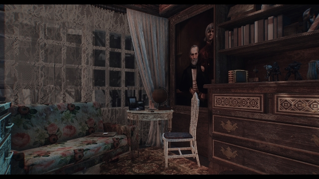 Создаю уют в Fallout 4