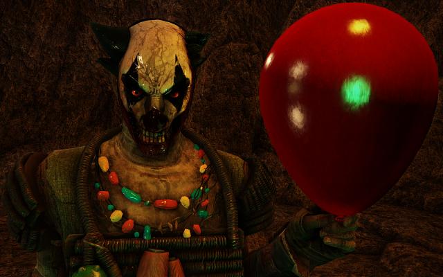 HangOut: Фуриоза. Хочешь шарик?