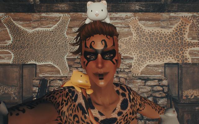 HangOut: Фуриоза. Любительница котиков