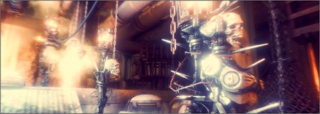 На поиски Джезебела (DLC: Automatron)