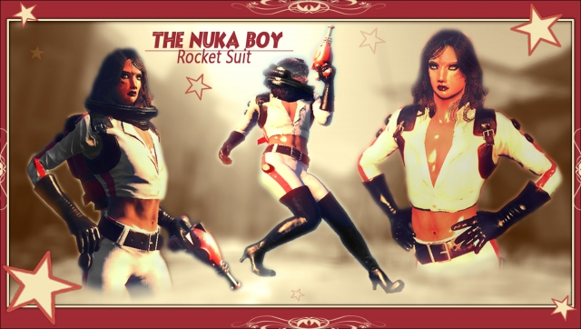 The Nuka-Boy Rocket Suit