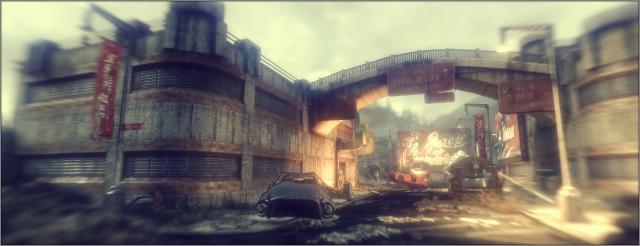 "Начало ""DLC Nuka-World"""
