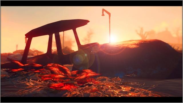 За закатом солнцем