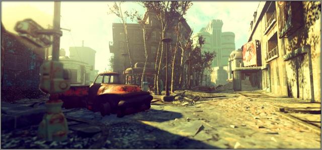 The post-apocalyptic city of Boston