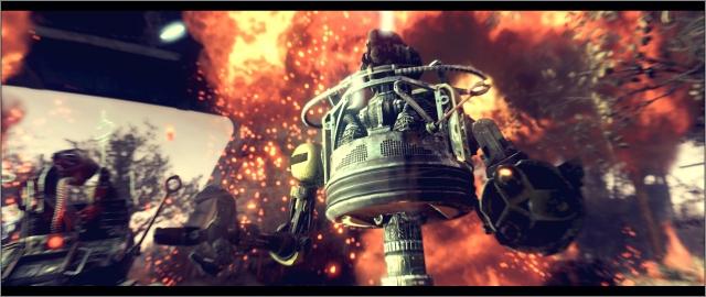 Начало (DLC: Automatron)