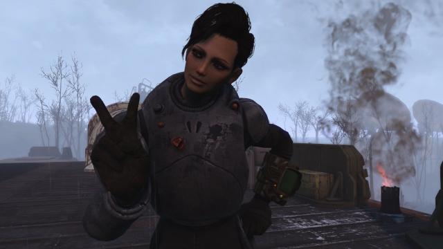 Fallout'овские б(л)удни