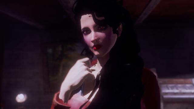 Райнель - Вампирша Содружества