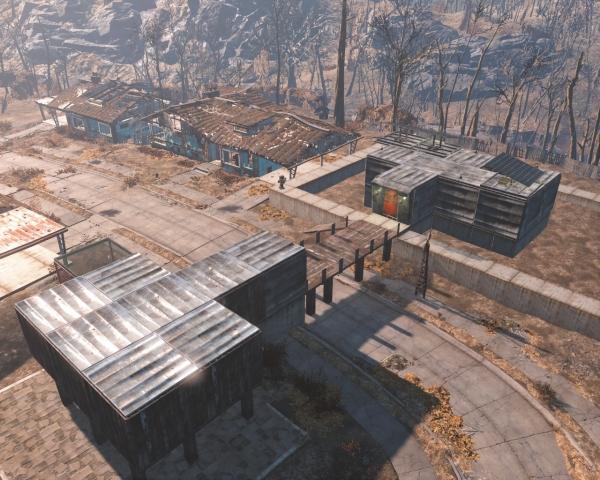Строительство зло.