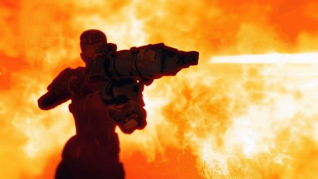 Взрывы, стрельба и прочие приключения на местности.