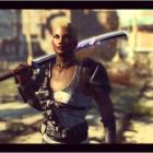 Кто нападет на меня, от меча погибнет! \^(~_~)^/