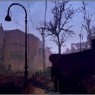 Ночной, городской пейзаж