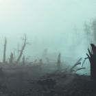 Приключения Алисы в стране мутантов Ч.II или Депрессивные пейзажи Фар Харбора
