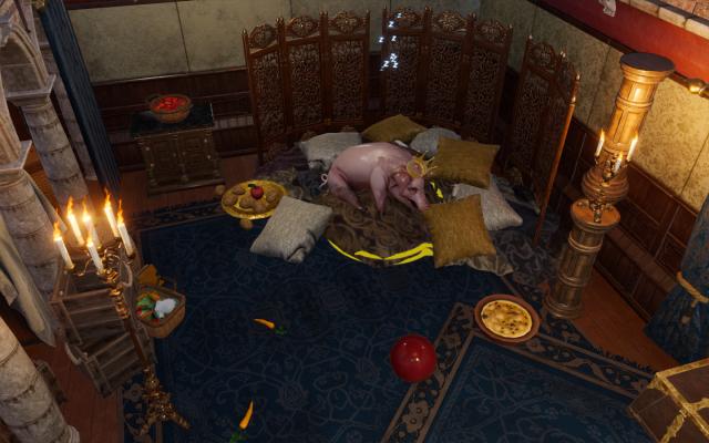 Всё лучшее - свиньям