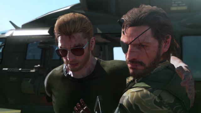 Metal Gear Solid V: The Phantom Pain, part 2