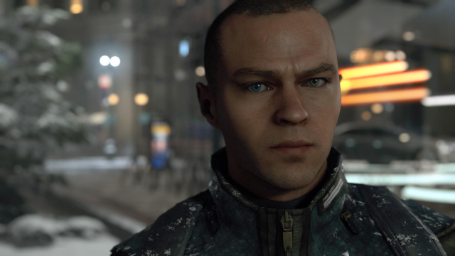 Detroit: Become Human, Маркус