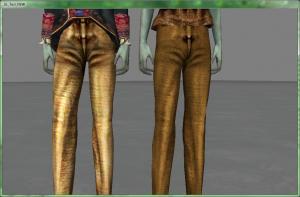 Одежда штаны №1 ВС и мной переделанные.jpg - Размер: 83,79К, Загружен: 76